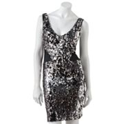 Speechless Sequin Dress - Juniors