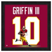 Robert Griffin III Framed Jersey Photo