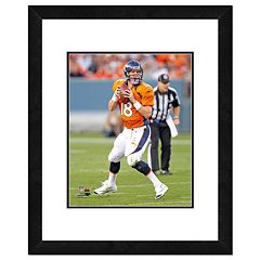 Peyton Manning Framed Player Photo