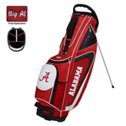 Team Effort Alabama Crimson Tide Gridiron II Golf Bag