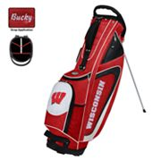 Team Effort Wisconsin Badgers Gridiron II Golf Bag
