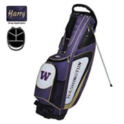Team Effort Washington Huskies Gridiron II Golf Bag