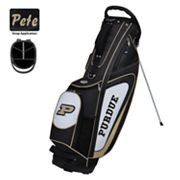 Team Effort Purdue Boilermakers Gridiron II Golf Bag