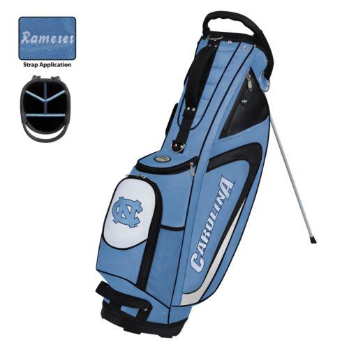 Team Effort North Carolina Tar Heels Gridiron II Golf Bag