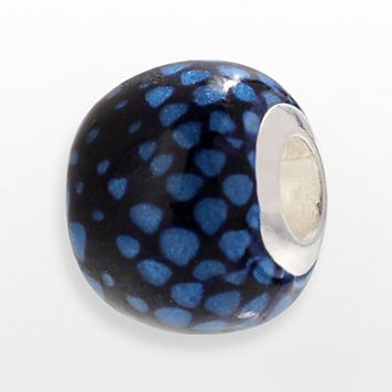Individuality Beads Sterling Silver Snakeskin Bead