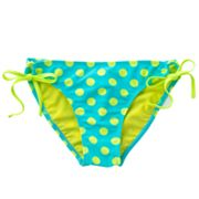 Mudd Polka-Dot Scoop Bottoms