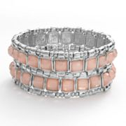 Apt. 9 Multirow Stretch Bracelet