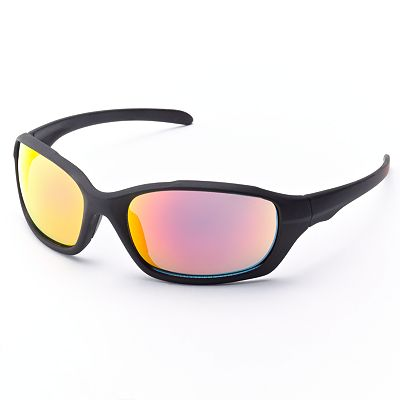 Helix Wrap Sunglasses