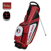 Team Effort Florida State Seminoles Gridiron II Golf Bag