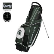 Team Effort Michigan State Spartans Gridiron II Golf Bag