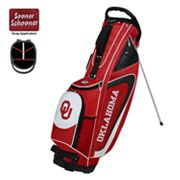 Team Effort Oklahoma Sooners Gridiron II Golf Bag