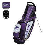 Team Effort Kansas State Wildcats Gridiron II Golf Bag