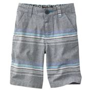 Tony Hawk Striped Shorts - Boys 4-7x