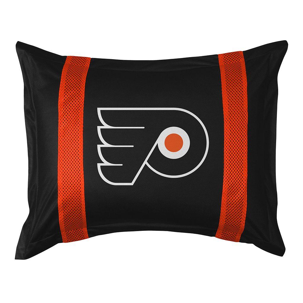 Philadelphia Flyers Standard Pillow Sham