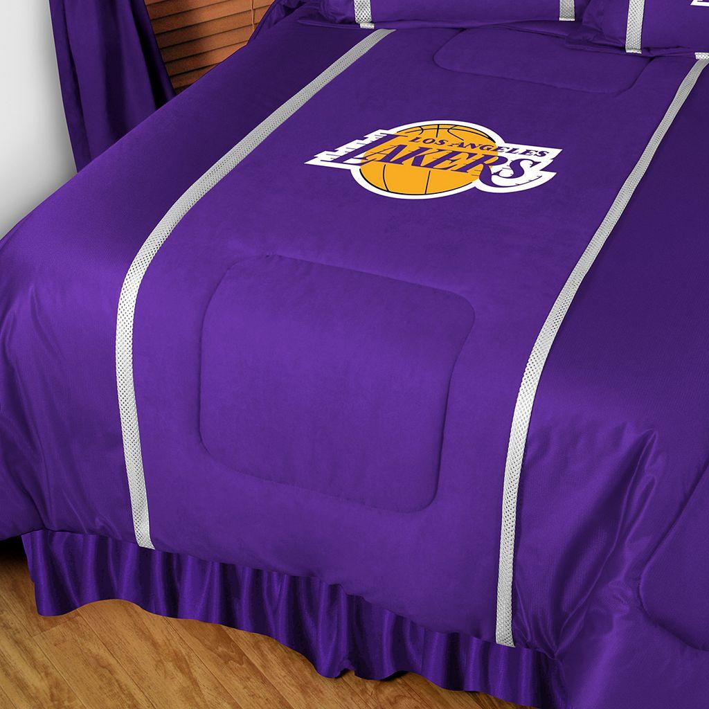 Los Angeles Lakers Comforter - Full/Queen
