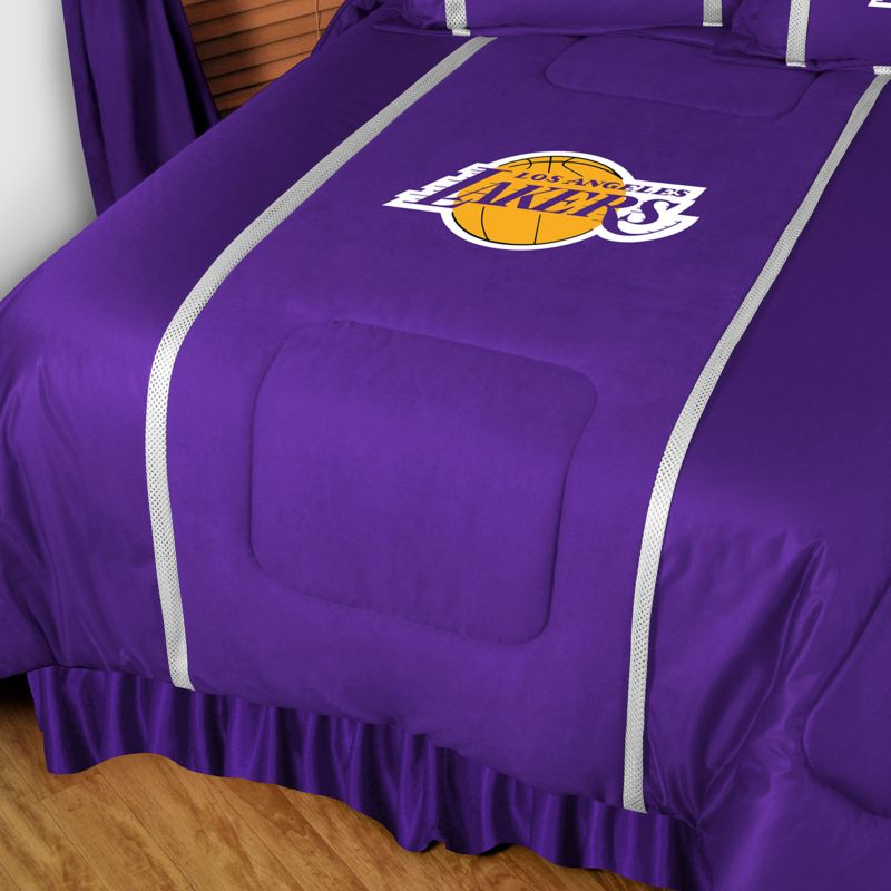 Los Angeles Lakers Comforter - Twin, Purple
