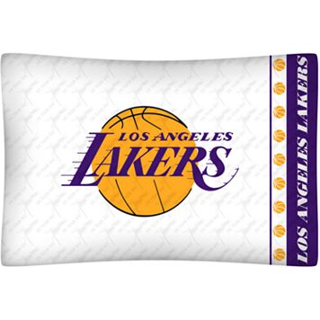 Los Angeles Lakers Standard Pillowcase