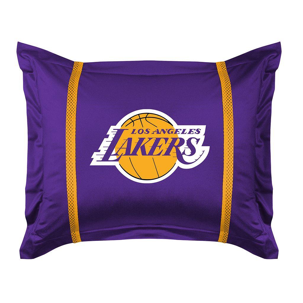 Los Angeles Lakers Standard Pillow Sham
