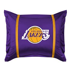 Los Angeles Lakers Standard Pillow Sham