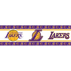 Los Angeles Lakers Wall Border