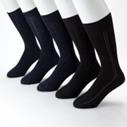 Dockers 5-pk. Performance Dress Socks