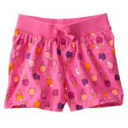 Jumping Beans Ice Cream Shorts - Girls 4-7