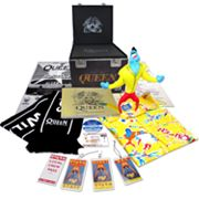 Queen Magic Tour Roadie Case Box Set
