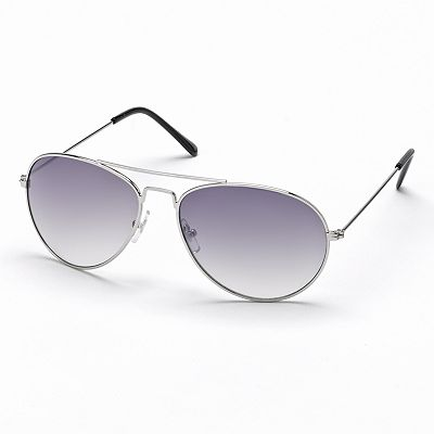 SO Aviator Sunglasses