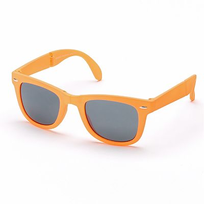 SO Foldable Retro Sunglasses