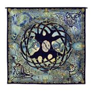 PCI Celtic Tree Of Life Tapestry Wall Decor