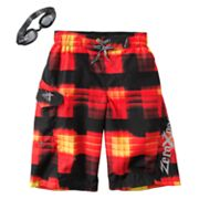 ZeroXposur Spectrum Swim Trunks - Boys 8-20