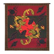 PCI Double Dragon Tapestry Wall Decor