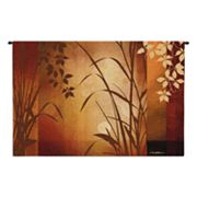 PCI Flaxen Silhouette Tapestry Wall Decor