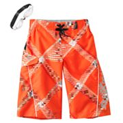 ZeroXposur Maui Swim Trunks - Boys 8-20