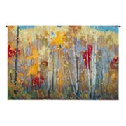 PCI Golden Glow Tapestry Wall Decor