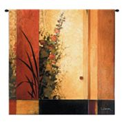 PCI Hollyhock Gard Tapestry Wall Decor