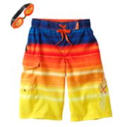 ZeroXposur Lagoon Swim Trunks - Boys 8-20