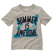 OshKosh B'gosh Summer is Awesome Tee - Boys 4-7x