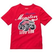 OshKosh B'gosh Monster Mud Run Tee - Boys 4-7x