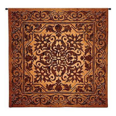 PCI Iron Work Tapestry Wall Decor
