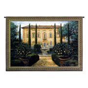PCI Italian Villa Tapestry Wall Decor