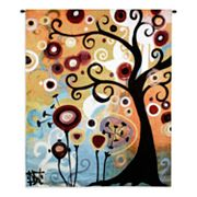 PCI June Tree Tapestry Wall Decor