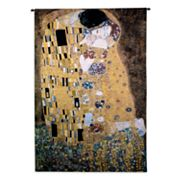 PCI The Kiss Tapestry Wall Decor