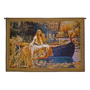 PCI Lady of Shalott Tapestry Wall Decor
