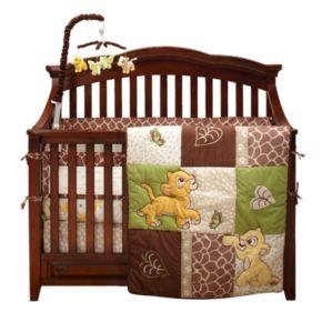 Disney The Lion King 4-pc. Go Wild Crib Set