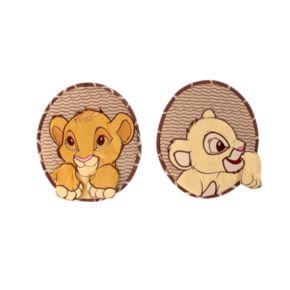 Disney The Lion King 2-pc. Go Wild Wall Art