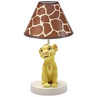 Disney The Lion King Go Wild Lamp