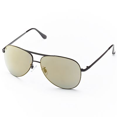 Helix Aviator Sunglasses