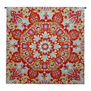 PCI Rangoli Sunrise Tapestry Wall Decor
