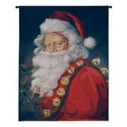 PCI St. Nick Tapestry Wall Decor